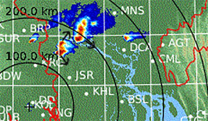 Bangladesh-Storms